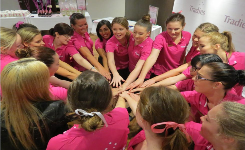 Bay Babes Sutherland shire, raising funds for cancer research, girls morning in, breast cancer research